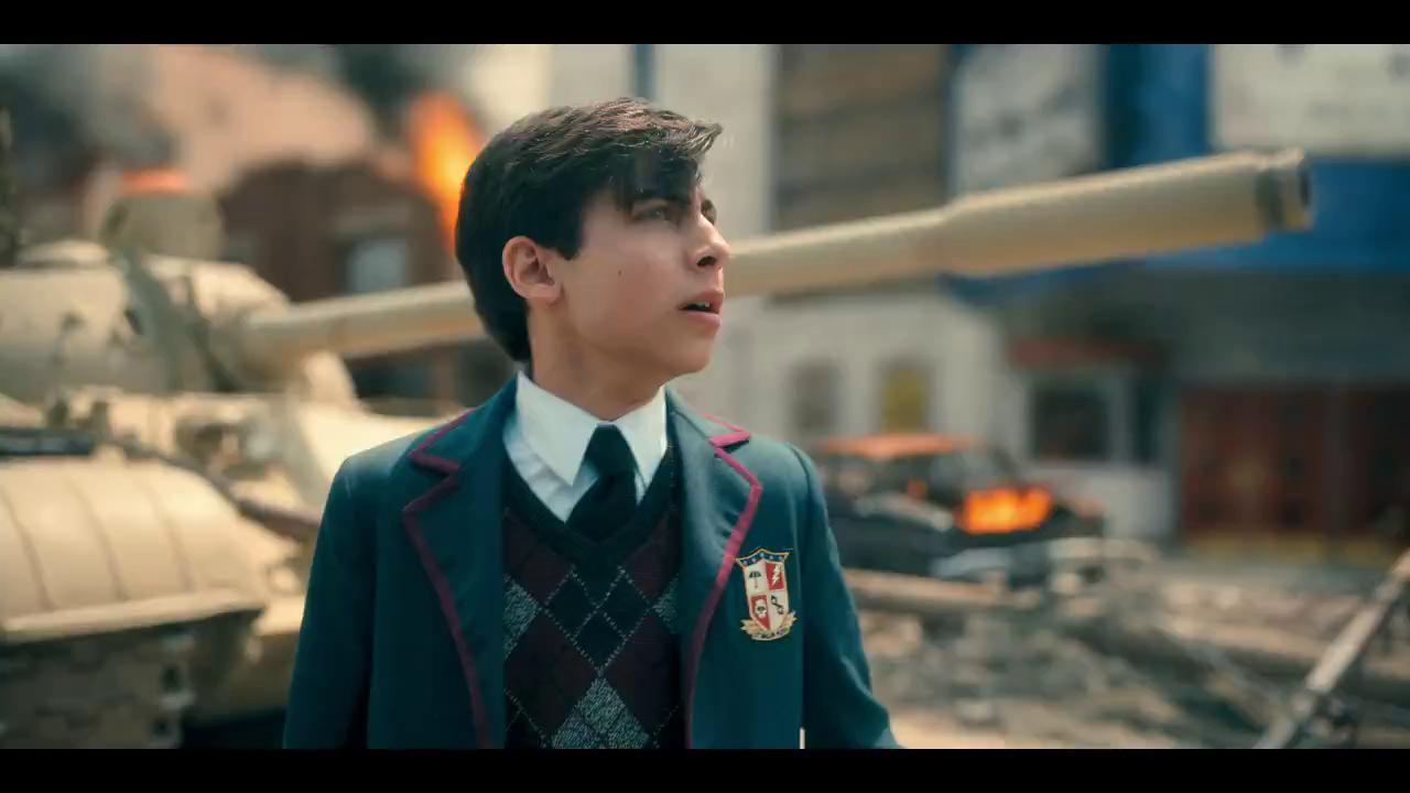 Episod Online: The Umbrella Academy: 2×1, episod online subtitrat